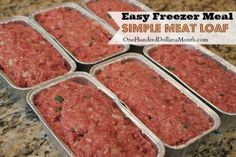 These easy freezer meals are guaranteed to become fast family favourites. 21 recipes that are easy to make, freeze and reheat when you need them.