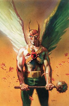 Hawkman by Andrew Robinson