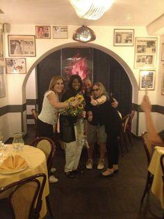 Gloria Gaynor At Taverna Flavia I Will survive