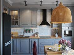 53m2-es lakás teljes IKEA berendezéssel - hangulatos és ízléses kétszobás otthon egyszerű megoldásokkal, nyugodt színekkel