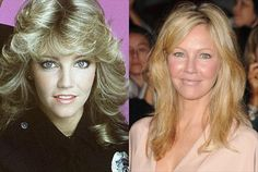 Heather Locklear Celebrities, Then And Now – 40 Pics