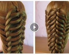 These braided hairstyles tutorials truly are stylish! Long Hair Braided Hairstyles, Braided Hairstyles Tutorials, Pretty Hairstyles, Girl Hairstyles, Fashion Hairstyles, Natural Hair Styles, Long Hair Styles, Hair Pictures, Hairstyles Pictures