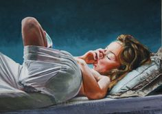 Chillin' - Oil Paintings Oil Paintings, David, Sweet, Candy, Oil On Canvas, Art Oil