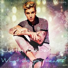 Justin Bieber What do you mean cover made by Pushpa