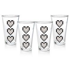 Каждый бокал имеет 3 цвета-изменение сердца, которое власть, как вы заполните каждый стакан с холодной жидкостью.