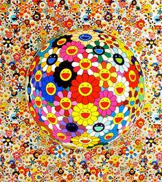 Les smileys de Takashi Murakami takashi murakami smiley 03 714x800
