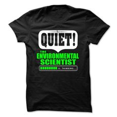Awesome Tee Hot Seller - ENVIRONMENTAL SCIENTIST T shirt