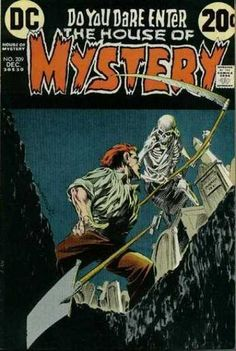 House of Mystery #209 (Issue)