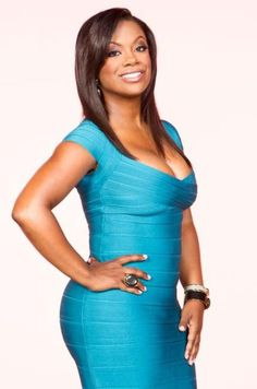 """Kandrisaria """"Kandi"""" Burruss, R+B singer-songwriter, producer. She was the 1st African-American woman ever to win ASCAP's Songwriter of the Year award."""
