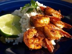 Spicy Jumbo Shrimp - Panamanian Recipes Wiki