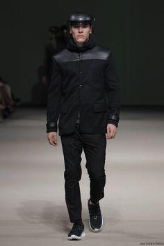 Yirko Sivirich Fall/winter 2016/2017 - Lima Fashion Week