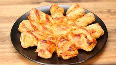 Ecco la ricetta per una Pizza davvero speciale: LaPizza Twist! Non solo buona ma dall'aspetto unico. Ottima per feste o aperitivi con amici