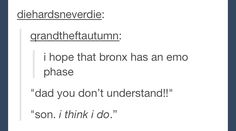 Fall Out Boy humour