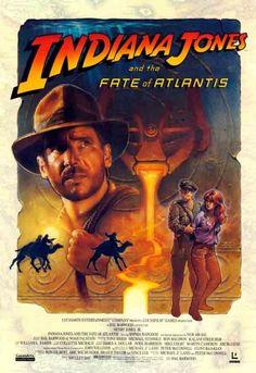 Pôster oficial do jogo lançado pela Lucas Arts em 1992.