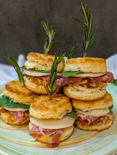Olive Salad, Muffuletta Sandwich, Italian Meats, Salad Topping, How To Make Sandwich, Meat And Cheese, Tapenade