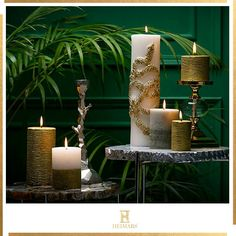 Planning an Extravagant, Exclusive, and Excitement-Oriented event at home? Light up your home with our Pure, Plush, and Pleasing candles that ooze charm! Make this quarantine happy with Family. Check the Luxury Candles collection here 👆 Luxury Candles, Luxury Decor, Pillar Candles, Light Up, Luxury Homes, Candle Holders, Plush, Wall Decor, Pure Products