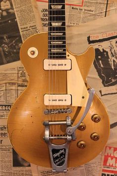 Gibson Les Paul Goldtop w/Bigsby