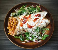 Burritos, Hamburger, Food And Drink, Comfortfood, Dishes, Eat, Cooking, Ethnic Recipes, Salad