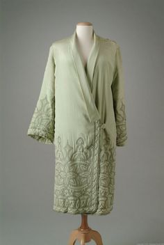 Coat 1927 The Meadow Brook Hall Historic Costume Collection