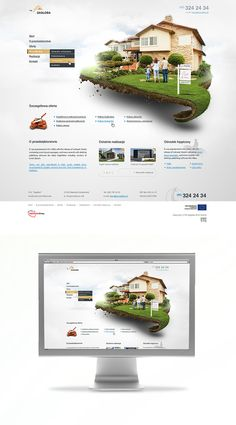 Pwzagloba on Behance Ad Design, Layout Design, Graphic Design, Bienes Raises, Simple Background Images, Creative Posters, Ads Creative, Property Design, Ui Web