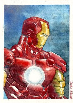 Avengers Art: Iron Man Your #1 Source for Video Games, Consoles & Accessories! Multicitygames.com