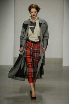LisaPriceInc.: Punk Rock Revisitation; How Very Vintage. Vivienne Westwood ready-to-wear grunge. Xo, LisaPriceInc.