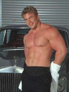 Mark Dalton shirt off