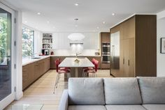 Kitchen, Glengrove | Kyra Clarkson Architect