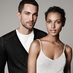 Jasmine Tookes and Tobias Sorensen have a romance more swoon-y than the movies.