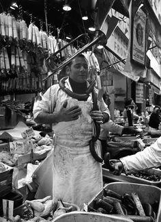 Atelier Robert Doisneau |Galeries virtuelles desphotographies de Doisneau - Commerces et commerçants