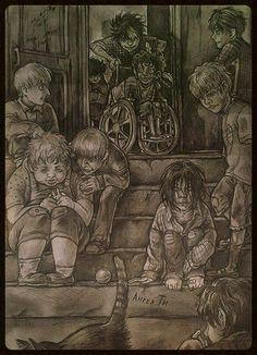 домовцы by Ангел Ти