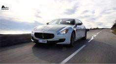 Nieuwe plaatjes van de Maserati Quattroporte 2013 | Auto Edizione