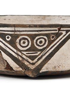 Galería. Cerámica diaguita, usos y técnicas Inca, Art World, Bowls, Mexican, Pottery, Ceramic Pots, Antique Pottery, Venetian Masks, Serving Bowls