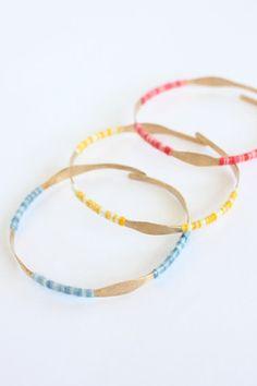 LOVEJOY: Hazel Cox - idea for bracelets
