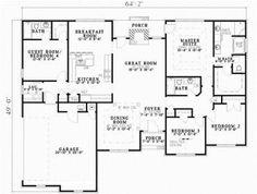 Astounding 4 Family House Plans House Plan Inspirational Interior Design Netriciaus