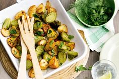 Much maligned, and often overcooked, Brussels sprouts are making a crisp and comely comeback!