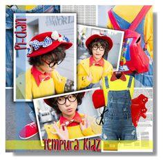 """Tempura Kidz - P→☆ [Pi-Chan]"" by kairimikio ❤ liked on Polyvore featuring Arche, Neff, Alexander Wang, Guild Prime, OLYA SHIKHOVA, ALDO, kitchen, japanese, male and harujuku"