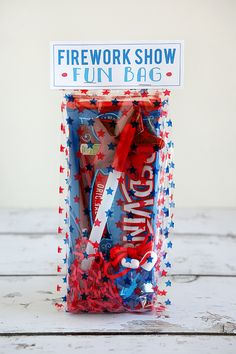 4th of July Fun Bag