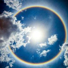 #rainbow #sky