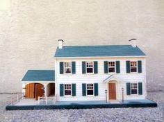 1949 F.A.O. Schwarz Doll House : Lot 419