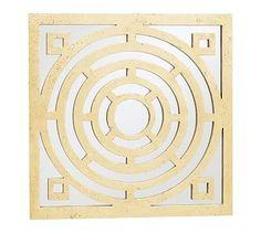Maze Mirror #potterybarn.  I got the very last one!