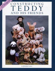Constructing Teddy and His Friends - Марьяна Клементьева - Álbumes web de Picasa