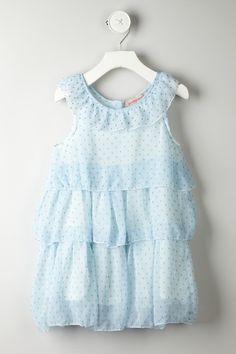 Sleeveless Ruffle Dress on HauteLook