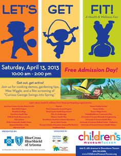 Join Us For Family Fun During Our Annual Health And Wellness Fair