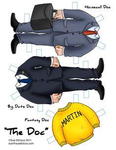 Doc Martin - The Doc #P-6/7
