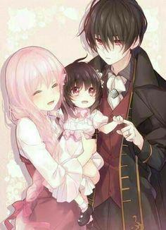 Anime Love, Manga Love, Cute Anime Pics, Anime Couples Drawings, Anime Couples Manga, Manga Anime, Anime Art, Anime Girls, Yandere