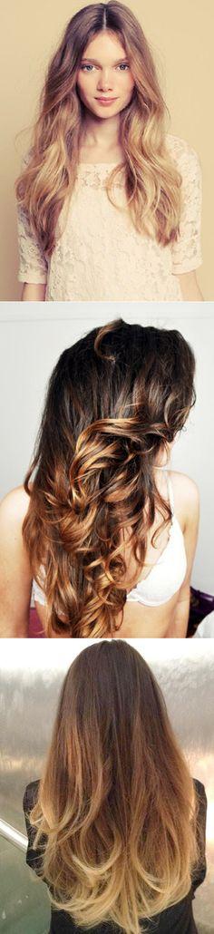Ombre hair - Especially Pic 2!
