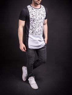 All of our T-shirts and Polos T Shirt Designs, Casual Shirts For Men, Men Casual, T Shirt Custom, T Shorts, Shirt Refashion, Inspiration Mode, My T Shirt, Sewing Clothes