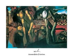 Salvador Dali The Metamorphosis of Narcissus painting for sale - Salvador Dali The Metamorphosis of Narcissus is handmade art reproduction; You can shop Salvador Dali The Metamorphosis of Narcissus painting on canvas or frame. Salvador Dali Gemälde, Salvador Dali Paintings, Metamorphosis Of Narcissus, Metamorphosis Book, Poster Prints, Art Prints, Canvas Prints, Canvas Art, Great Paintings