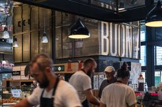 Capri on via Roma market by Landini Associates, Gold Coast – Australia » Retail Design Blog